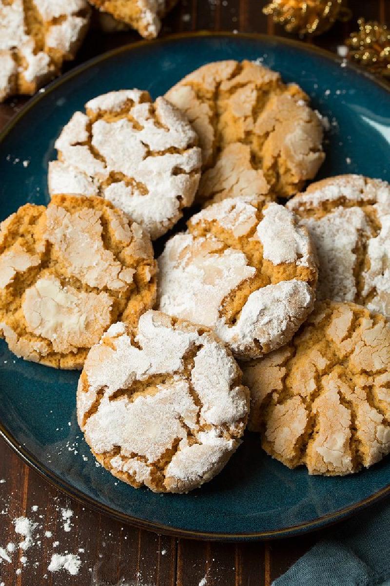 peanut butter crinkles cookies