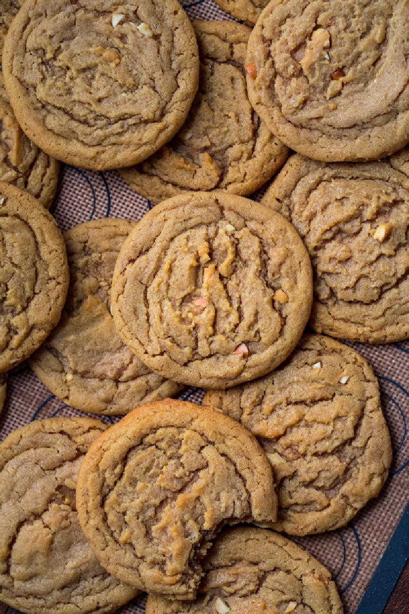 subway copycat peanut butter cookies