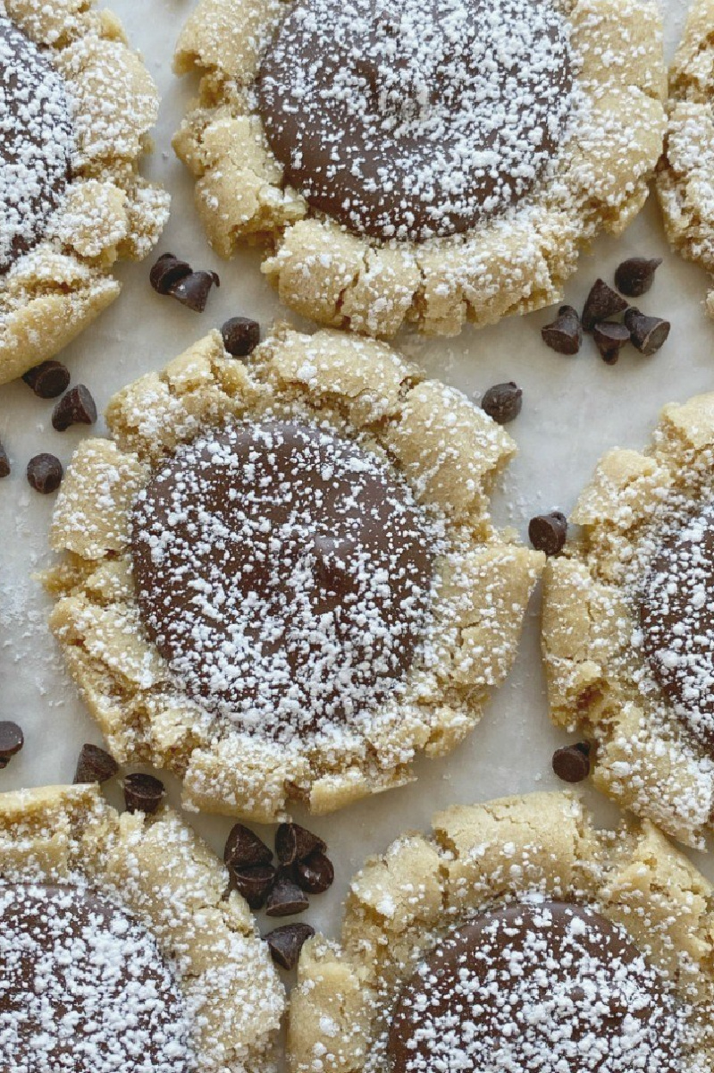 muddy buddy peanut butter cookies