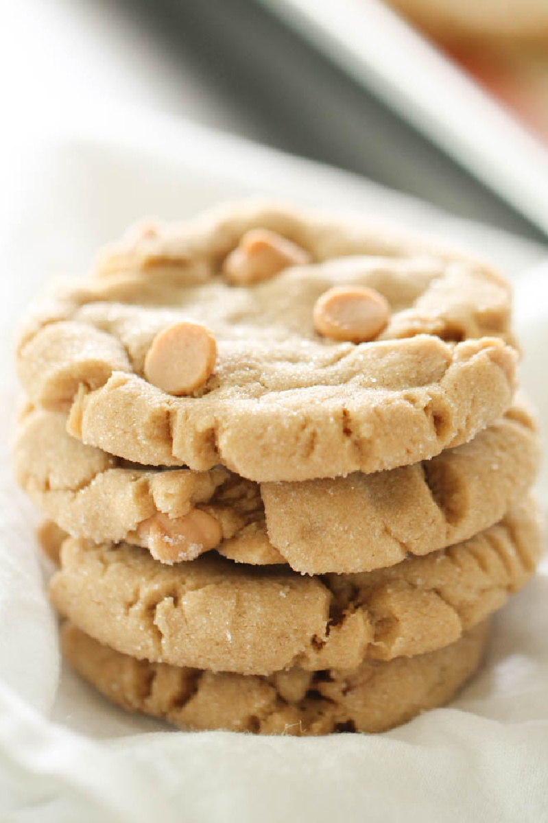 disneyland's copycat peanut butter cookies