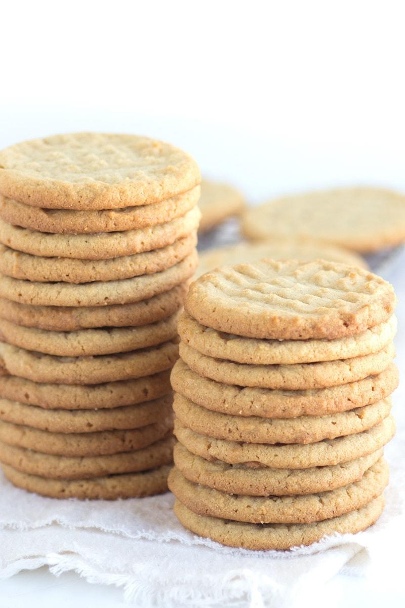 great grandma's peanut butter cookies