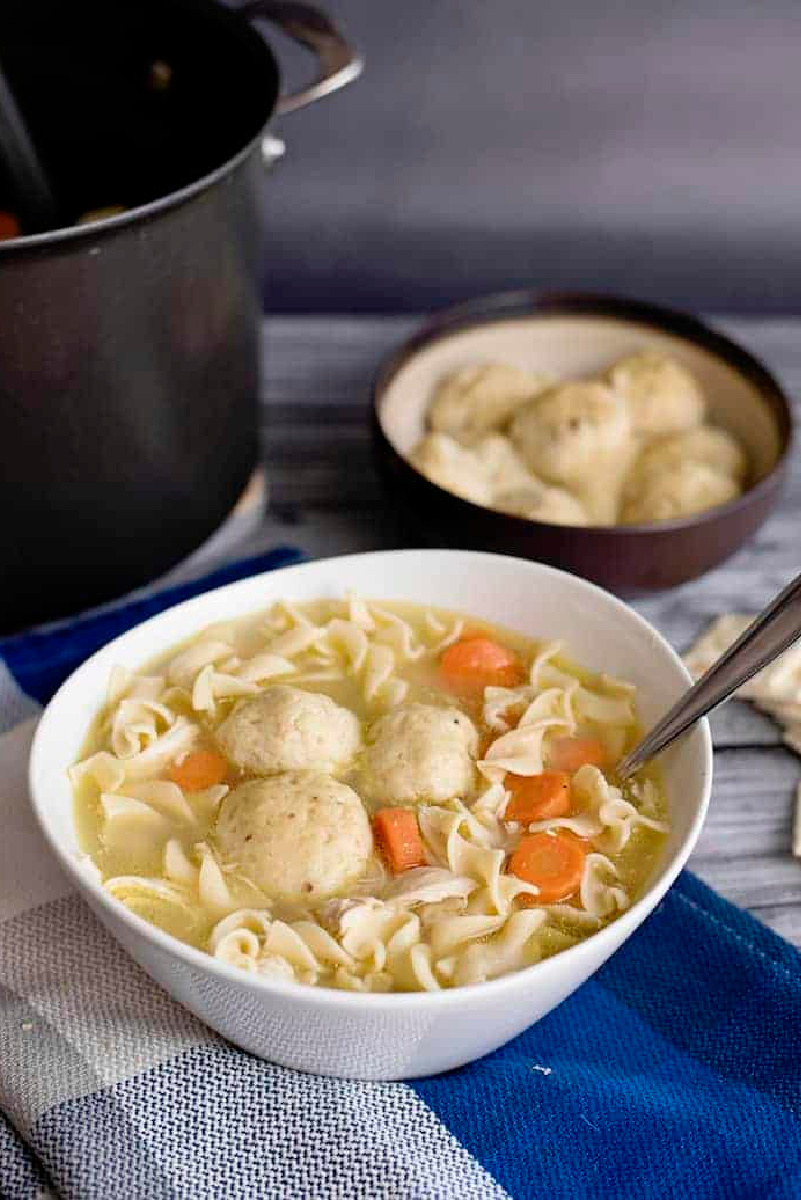 jewish penicillin chicken soup