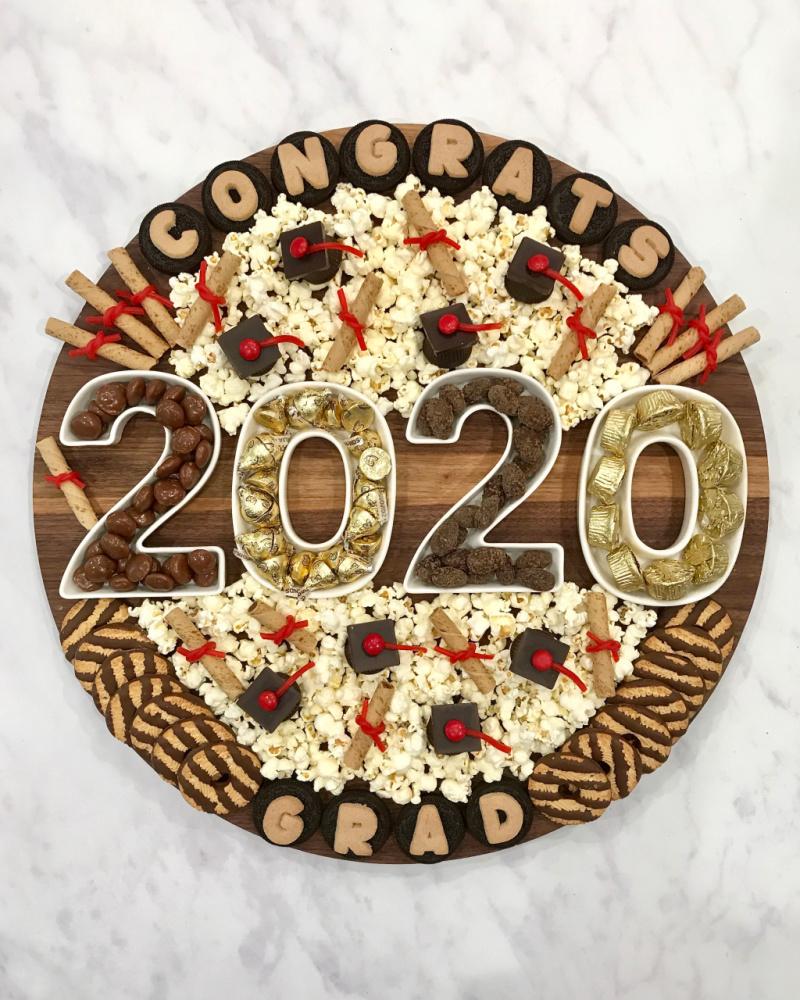 Graduation Snack Board