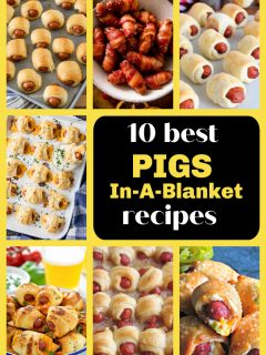 collage image for best pigs in a blanket recipes