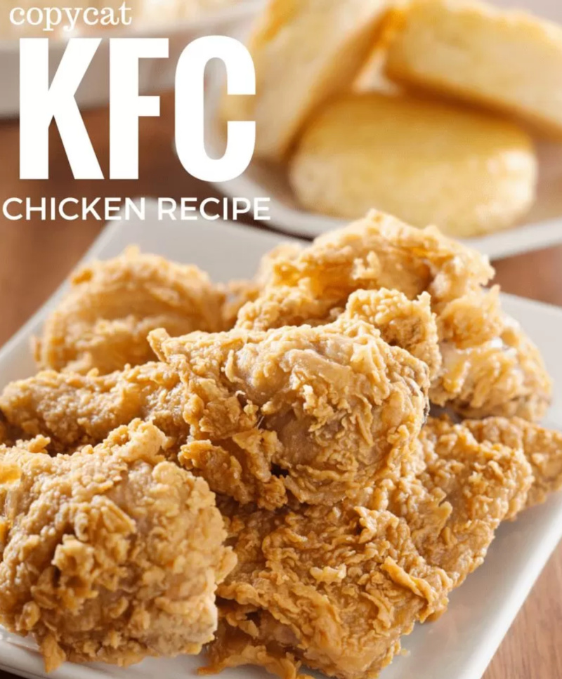 copycat kfc fried chicken
